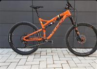 Biciklet whyte t130 trail enduro ... 2017