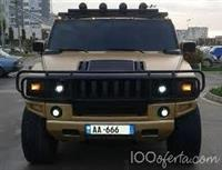 Hummer H2 -6,0 / benzin+gaz/