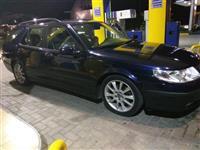 Saab benzin gaz automat
