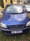 Opel zafira 2.2tdi