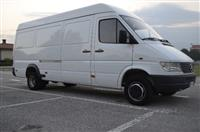 Mercedes Benz sprinter 412