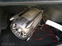 Box wufer per makine bagazhjer i amplifikuar