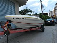 Baja Blast Jet Boat