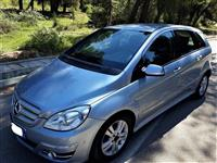 Mercedes-Benz  Bclass 180CDi 08