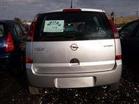 OPEL MERIVA 1.7, GRI, 2004, 185.000KM, MANUAL