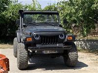 Jeep 2.5 benzin/gaz