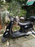 Vespa model ET4, 150 cc, 4 kohesh