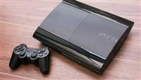 PS3 Super Slim 320GB me 7 Lojera te instaluara