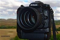 Nikon D7000 ,lente 18-200 ,grip