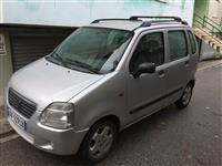 Suzuki Wagon R+ benzin+gaz