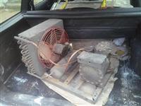 Motor frigoriferik