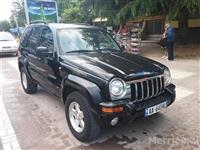 Jeep Grand Cheroke benzin+gaz