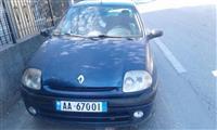 Renault clio  1.2 benzine gaz