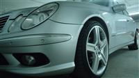 Super Mercedes Benz E Class BodyKit AMG Individual