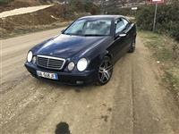 Mercedes benz clk 230 kompressor benzin/gas