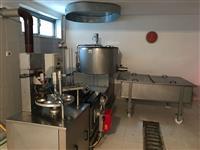 Makineri Italiane- Prodhimi produktesh bulmeti.
