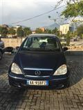 Mercedes A170 dizel -02