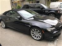 BMW 650 i Cabrio si e re