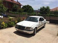 Mercedes C180 benzin+gaz -95