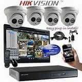 ofrojme kamera sigurie dhe montimin e tyre