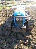 Traktor landini 85 me zinxhir