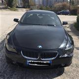 BMW 630 benzin