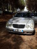 Mercedes E clas 270 avangard.