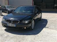 BMW Seria 7 Lungo Individuale