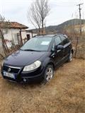 Fiat Sedici 1.6 viti 2007, benzine, 4X4, 2500 Euro