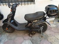 SHITET MOTORR YAMAHA 50 CC