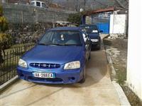 Hyundai Accent 1.4 benzin