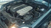 Mercedes benz E270 2002