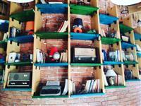 shitet raft bibloteke super modern 150€