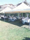 Cadra per dasma dhe evente, tavolina stola etj