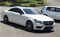 CLS 350 CDI AMG FULL OPSION LOOK 2016