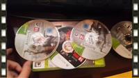Xbox 360 E 500 GB me 7 lojra