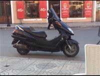 motorr honda foresight 250