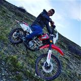 Motorr kros 125cc
