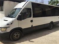 Minibus Iveco Daily