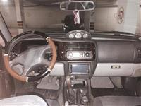 Mitsubishi Pajero 2500 nafte manual