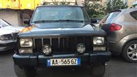 OKAZION Jeep Cherokee 4x4 Impiant Gazi