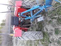 Shitet traktor cararo 5000 4x4  me agregate