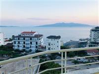Apartamente me pamje nga deti 50 m nga plazhi