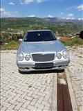 Mercedes Benz E 200 kompresor 2001 Eleganc