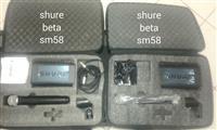 Dy mikrofona shure sm58