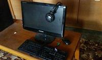 Set PC Desktop + Monitor + Tastier + Mous + Fisha