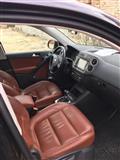 VW Tiguan 2.0 tdi 4 motion