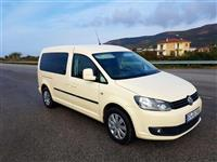 VW Caddy 2.0 DSG BLU MOTION Euro5 2014