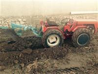 Traktor Ferrari