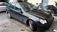 Mercedes W203 VETEM PER PJESE KEMBIMI